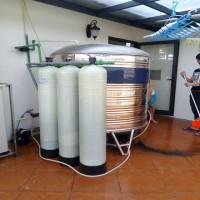 Hệ thống lọc nước sinh hoạt 3 cột DS11- GR