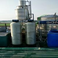 Hệ thống lọc nước sinh hoạt 2 cột DS05 - GR